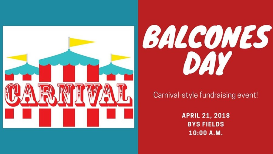 2018 Balcones Day Booth
