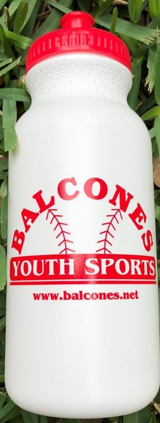 Balcones Youth Sports Waterbottle